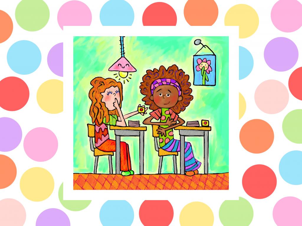Illustratie Schoolafspraken Basisschool