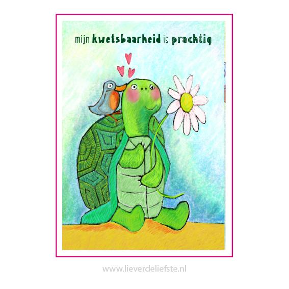 Lieverdeliefste - ik ben ik - Mini Poster